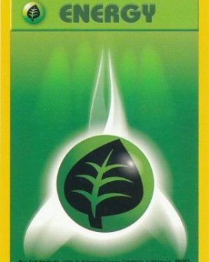 Grass Energy Base Set