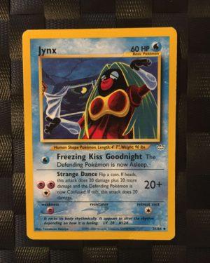 Jynx Uncommon Neo Revelation 2