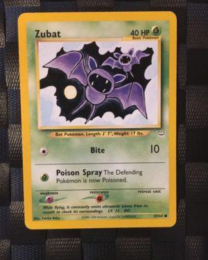 Zubat Common Neo Revelation 2