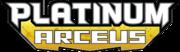 Platinum: Arceus Logo