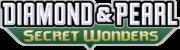 Diamond & Pearl: Secret Wonders Logo