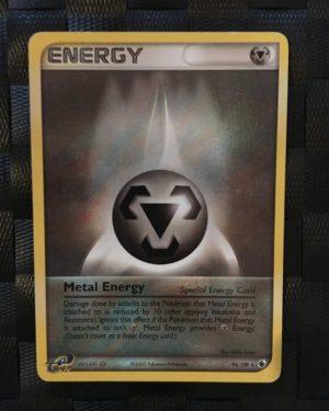 Metal Energy Rare Ex Ruby & Sapphire