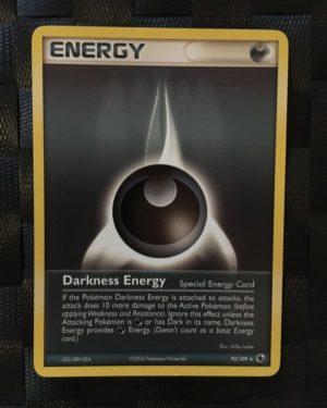 Darkness Energy Rare Ex Ruby & Sapphire 2005
