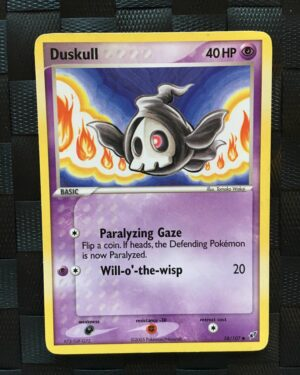 Duskull Common Ex Deoxys