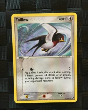 Tailow Common Ex Deoxys