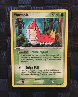 Wurmple Common Ex Legend Maker