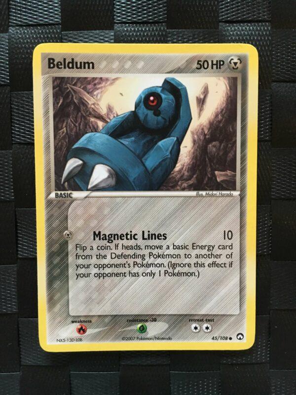 Beldum Common Ex Power Keepers