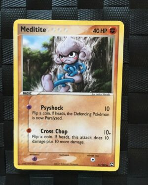 Meditite Common Ex Power Keepers