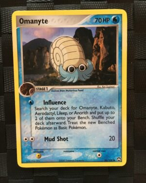Omanyte Common Ex Power Keepers