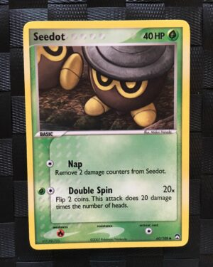 Seedot Common Ex Power Keepers