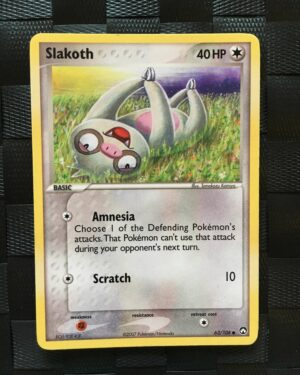 Slakoth Common Ex Power Keepers