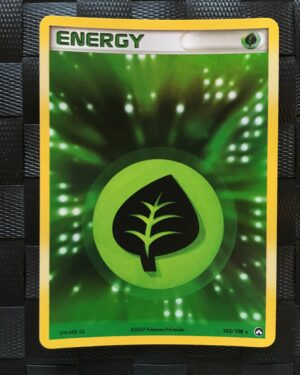 Grass Energy Holo Ex Power Keepers