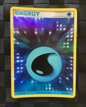 Water Energy Holo Ex Power Keepers