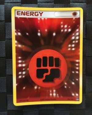 Fighting Energy Holo Ex Power Keepers