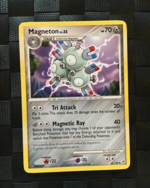 Magneton Uncommon Diamond & Pearl 2