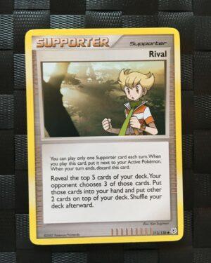 Rival Uncommon Trainer Diamond & Pearl