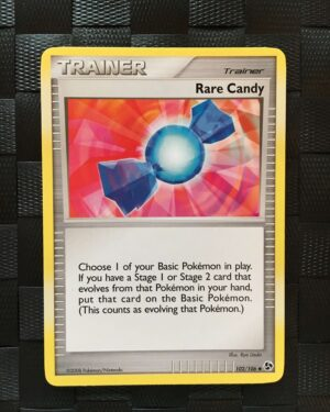 Rare Candy Uncommon Trainer Diamond & Pearl: Great Encounters