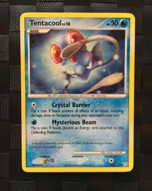 Tentacool Common Diamond & Pearl: Legends Awakened