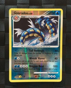 Gyarados Rare Reverse Diamond & Pearl: Stormfront