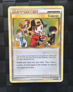 Copycat Uncommon Trainer Heart Gold Soul Silver