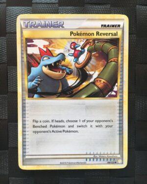 Pokémon Reversal Uncommon Trainer Heart Gold Soul Silver