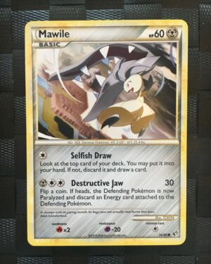Mawile Common HGSS Undaunted