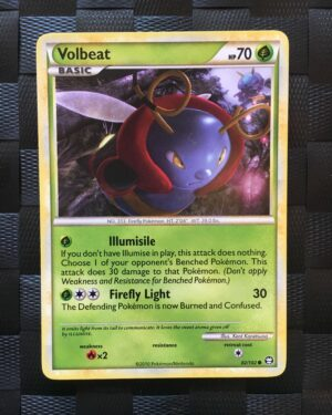Volbeat Common HGSS Triumphant