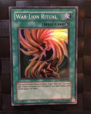 War-Lion Ritual
