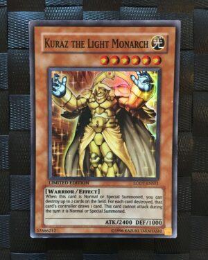 Kuraz the Light Monarch