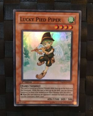Lucky Pied Piper