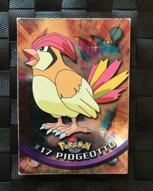 Pidgeotto Foil