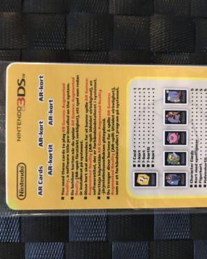 Nintendo 3DS AR Cards