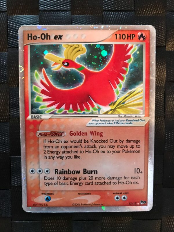 Ho-Oh ex POP Series 3 #17/17