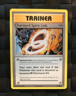 Charizard Spirit Link