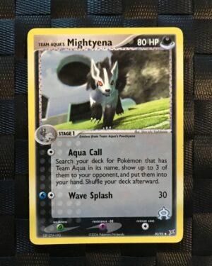 Mightyena