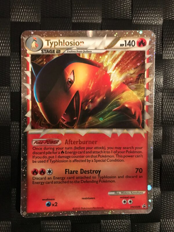 Typhlosion Prime
