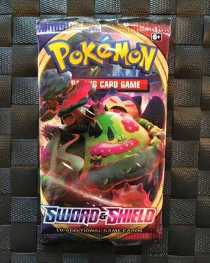 Sword & Shield Tom Pakke